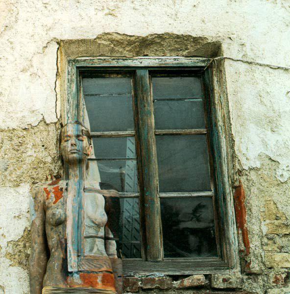 Archetypes In The Painted Door