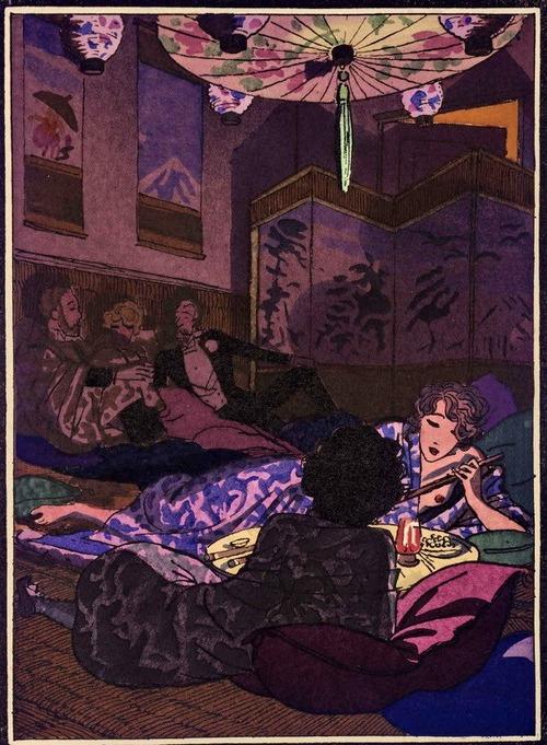 Opium Art Poppy Tears: Op...