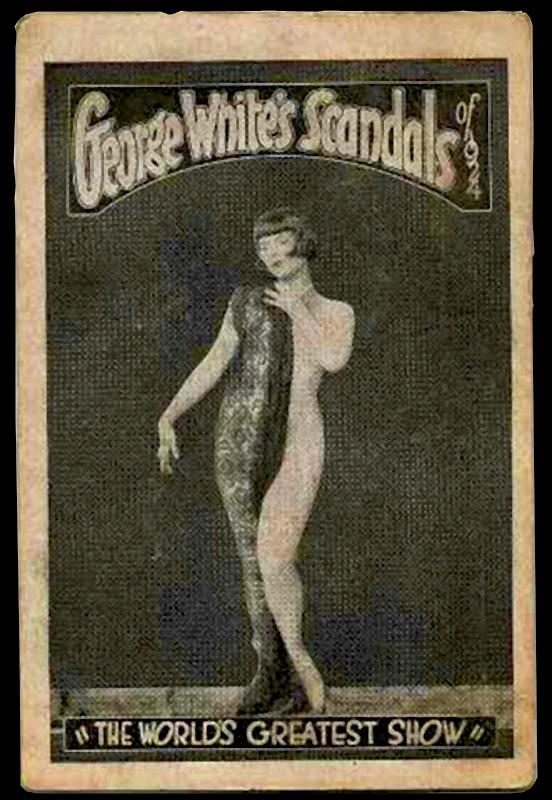 Brooks vintage nude louise