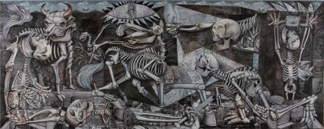 graveyard guernica - Copy