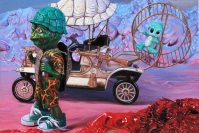 ron-english-popagandistan-exhibition-corey-helford-gallery-1
