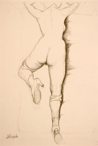 jules-de-bruycker-naakt-dessins-drawings-8