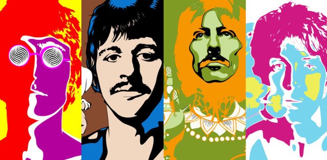 Beatles-PeterMax