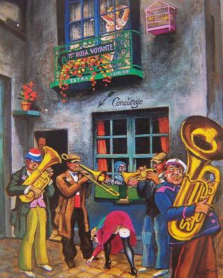 Clovis+Trouille+-+Les+musiciens+ou+Rosa+Voyante+un+p%27tit+Air