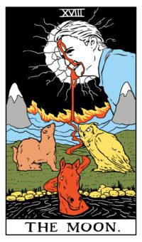 twin-peaks-tarot-the-moon-dale-cooper
