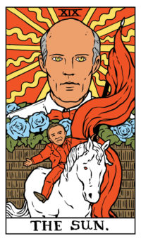 twin-peaks-tarot-the-sun-giant-man-from-another-place