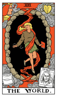 twin-peaks-tarot-the-world-laura-palmer